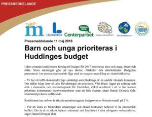 PRM Mål och budget 2017 (1)