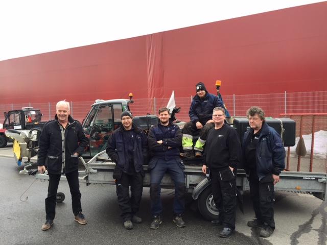 Stort tack till Idrottsförvaltningen Stockholm Stad!